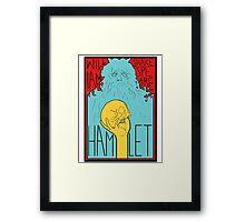Hamlet Framed Print