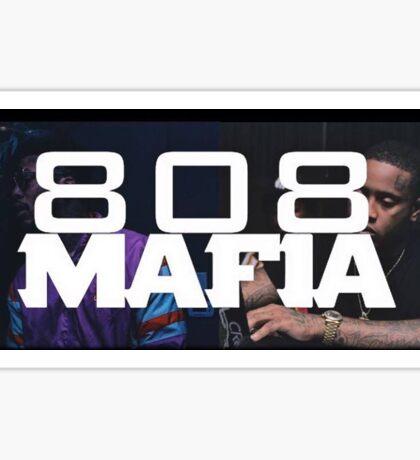 808 Mafia Sticker