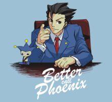 Better call Phoenix Kids Tee