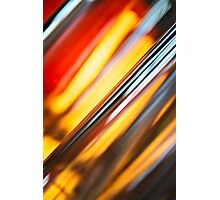bright and colourful abstract pattern Photographic Print