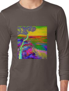 Looking out the sea-2 Long Sleeve T-Shirt