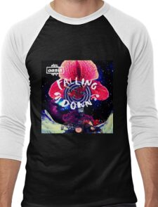 OASIS FALL FLOWER Men's Baseball ¾ T-Shirt