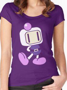 Bombertoon Women's Fitted Scoop T-Shirt