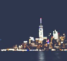 NYC Freedom Tower by Bethany Helzer