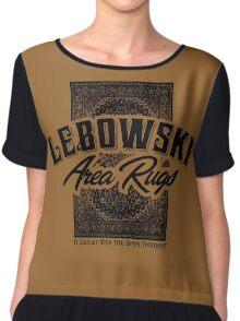 Lebowski Area Rugs Chiffon Top