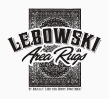 Lebowski Area Rugs Kids Tee
