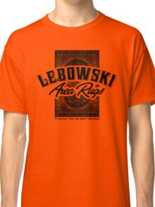 Lebowski Area Rugs Classic T-Shirt