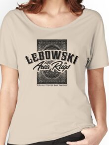 Lebowski Area Rugs Women's Relaxed Fit T-Shirt