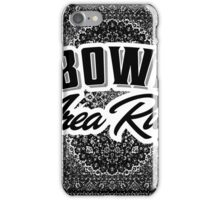 Lebowski Area Rugs iPhone Case/Skin