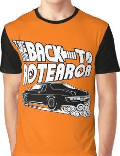 Back to Aotearoa Graphic T-Shirt