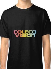 ColecoVision logo Classic T-Shirt