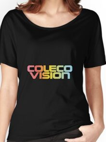 ColecoVision logo Women's Relaxed Fit T-Shirt