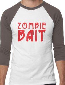 Zombie Bait Men's Baseball ¾ T-Shirt