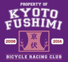 Team Kyoto Fushimi by kacielacie