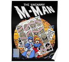 Uncanny M-Man Poster
