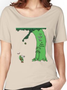 The Deku Tree Women's Relaxed Fit T-Shirt
