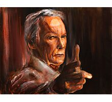 Eastwood Photographic Print