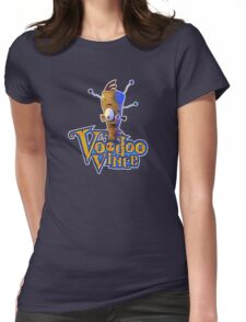 Voodoo Vince Womens Fitted T-Shirt