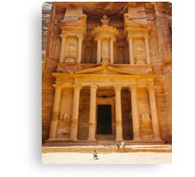 Petra / Jordan Canvas Print