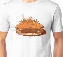apocalyptic girl Unisex T-Shirt