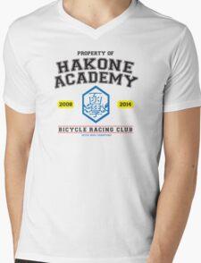 Team Hakone Academy Mens V-Neck T-Shirt