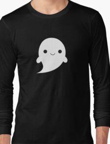 Little Ghost Long Sleeve T-Shirt