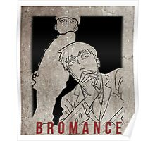 Mob and Reigen Bromance Poster