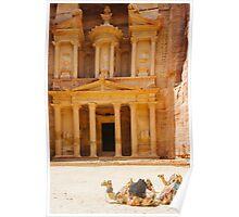 Petra / Jordan III Poster