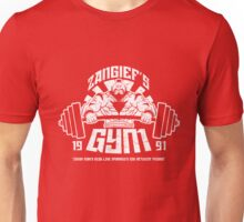 Zangief Gym Unisex T-Shirt