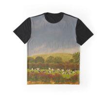 Sunshine and rain, County Kilkenny, Ireland Graphic T-Shirt