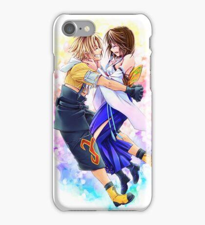 Yuna & Tidus iPhone Case/Skin