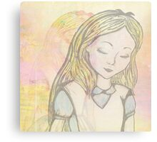 Alice - No. 4 - The Disney Series Canvas Print