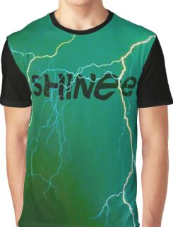 SHINee- Lightning Graphic T-Shirt
