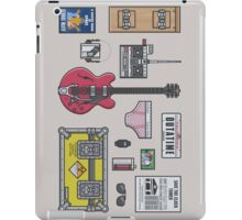 Time Travel - Essential Items iPad Case/Skin