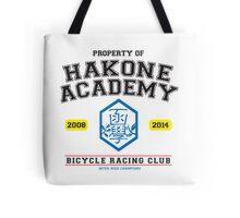 Team Hakone Academy Tote Bag