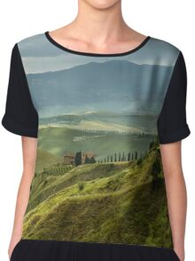 Tuscany Chiffon Top