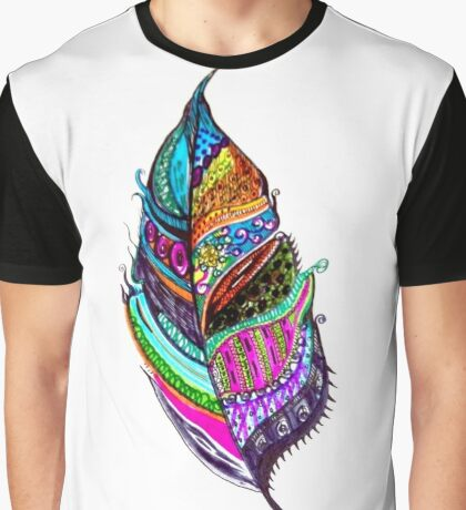 Pluma Graphic T-Shirt