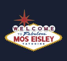 What Happens in Mos Eisley One Piece - Short Sleeve