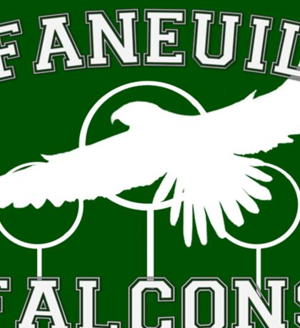 Faneuil Falcons Sticker