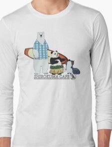 Shirokuma Cafe Long Sleeve T-Shirt