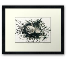 Dark Temptation Framed Print