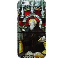 The Great Venerable Bede iPhone Case/Skin