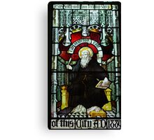 The Great Venerable Bede Canvas Print