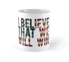 U.S.A I BELIEVE THAT WE WILL WIN !!!!!!!!! Mug