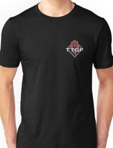 TTGF Guild Logo (small) Unisex T-Shirt