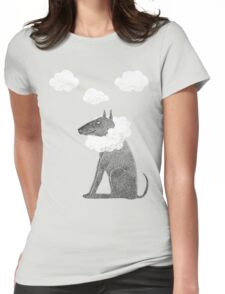 Head in Clouds Dreamer Dog T-Shirt