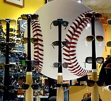 To See The Curve Ball Better.... by phil decocco