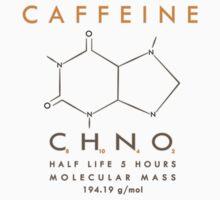 Caffeine [shirt] One Piece - Long Sleeve