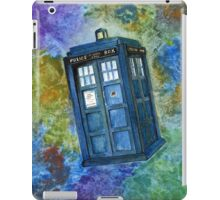 TARDIS from Dr Who iPad Case/Skin