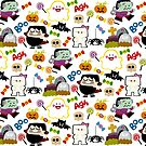 Halloween Things by Sonia Pascual